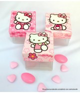 boite transparente Hello Kitty